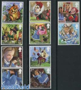 Alice in Wonderland 10v (5x[:])