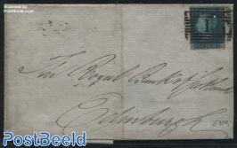 Letter to Edinburgh, January 1849