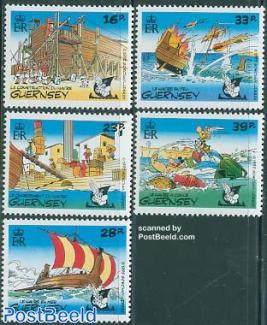 Asterix 5v