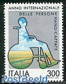 International year of disabled persons 1v