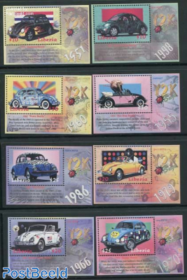 Volkswagen beetle 8 s/s