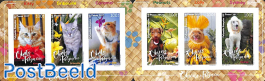 Cats and dogs 6v s-a in booklet