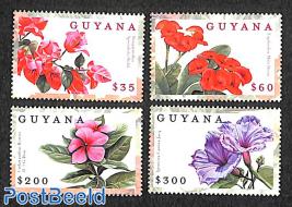 Central American flora 4v