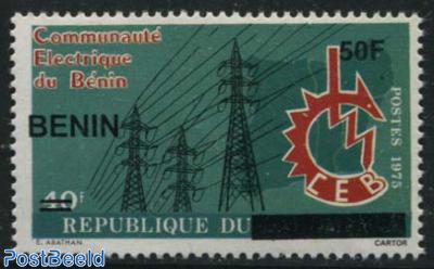 50f on 40f, Electricity 1v