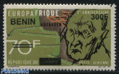 300f on 70f, Adenauer 1v