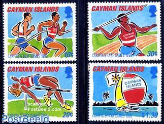 Caribean games 4v
