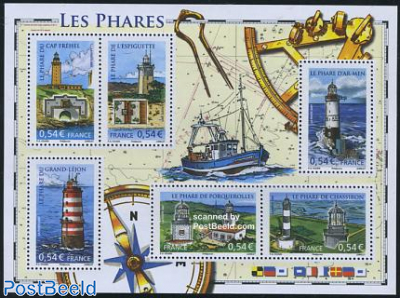 Lighthouses s/s