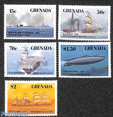 Ships 5v