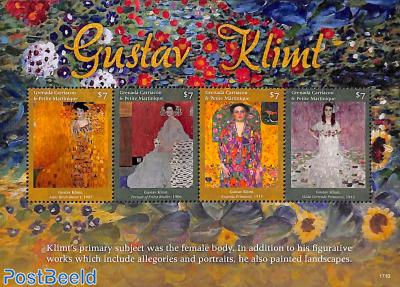 Gustav Klimt 4v m/s