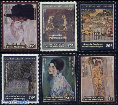 Gustav Klimt 6v