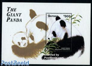 Giant Panda s/s