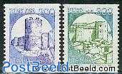 Definitives, castles 2v