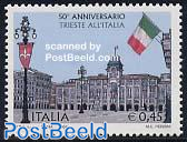 Triest to Italy 1v