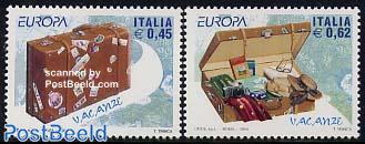 Europa, vacation 2v