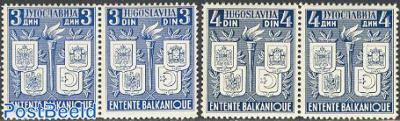Balkan Entente 2x2v [:]
