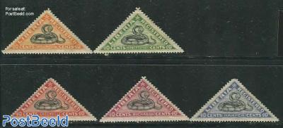 Gabon viper 5v