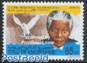 Nelson Mandela 1v