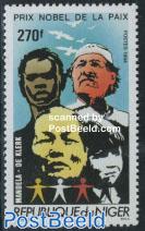 Peace Nobel prize 1v