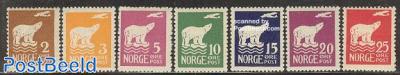 Amundsen polar expedition 7v