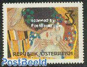 Gustav Klimt painting 1v