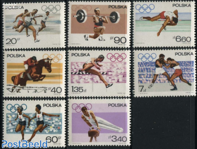 Preolympic games 8v