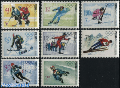 Olympic Winter Games 8v