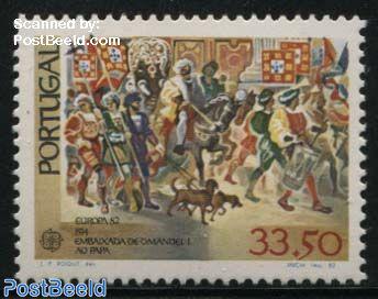 Europa, history 1v