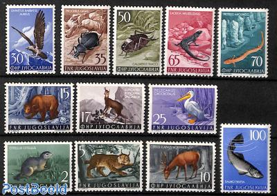 Animals 12v