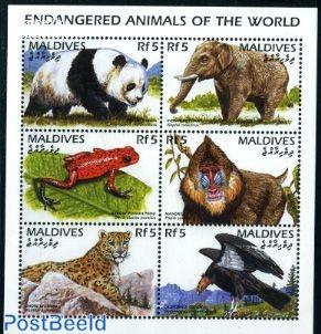 Rare animals 6v m/s
