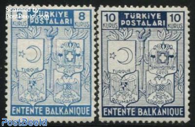 Balkan entente 2v