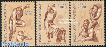 Airmail, Michelangelo 3v