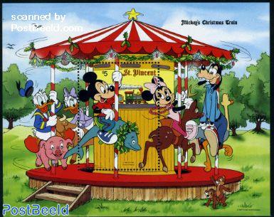 Christmas, Disney s/s