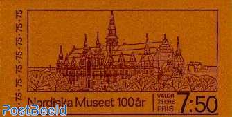 Nordic museum booklet